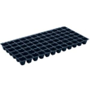 100枚 ヤンマートレイ 黒 35角 72穴 深さ45mm 葉たばこ 全自動移植機 対応 ヤンマートレー タ種 送料無料 代引不可