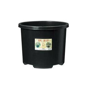 30個 NPポット #60 ブラック 直径515×420Hmm 60L 果樹 庭木用 鉢 プランター DICプラスチック 日A 代引不可