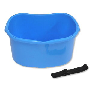 個人宅配送不可 20個散布桶 18型 ブルー 容量 約17L 安全興業 代引不可