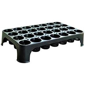 20枚 空中ポットレストレー 28穴 脚付 6.3cm 阪中緑化資材 タ種 送料無料 代引不可