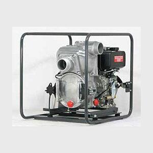 受注生産品 納期4か月 散水 泥水 揚水 給排水 建機レンタル用 3インチ土木用ポンプ(4サイクルエンジン) QP-301TD クボタ マツサカ 防J 代引不可