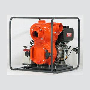 受注生産品 納期4か月 散水 泥水 揚水 給排水 建機レンタル用 QP-40TD ヤンマー 4インチ土木用ポンプ(4サイクルエンジン) マツサカ 防J 代引不可