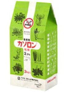 カソロン粒剤2.5 3kg アグロカネショウ 農薬 イN 送料無料 代引不可