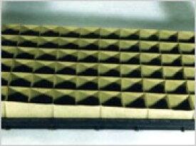 個人宅配送不可 300冊 ペーパーポット No.14 105鉢 4角×高5cm ニッテン タ種 代引不可