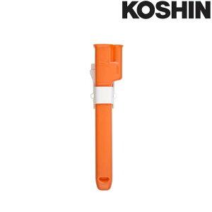 [30個] 灯油ポンプ 収納ケース PC-5 [灯油かん口外径 50mm用・65mm用アダプター付] 工進 KOSHIN シB 代引不可