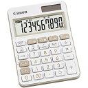 【送料無料】Canon 2306C005 電卓 LS-105WUC-IV SOB【在庫目安:お取り寄せ】| 事務機 電卓 計算機 電子卓上計算機 小型 演算 計算 税計算 消費税 税