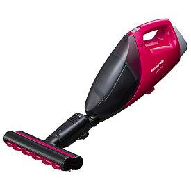 【送料無料】Panasonic MC-DF110C-P 家庭用電気掃除機 (ピンク)【在庫目安:お取り寄せ】