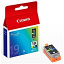 【在庫目安:あり】【送料無料】Canon 1510B001 メーカー純正 インクタンク BCI-19 Color カラー