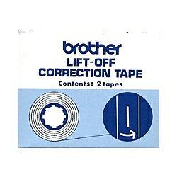 【送料無料】ブラザー 3010 タイプライター用リフトオフコレクションテープ(全機種対応)【在庫目安:僅少】