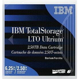 【送料無料】IBM 00V7590 Ultrium LTO6テープカートリッジ 2.5TB/ 6.25TB【在庫目安:僅少】