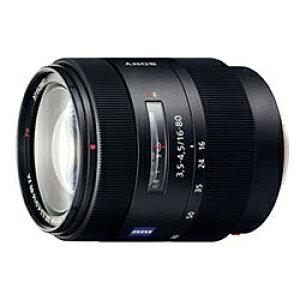 【送料無料】SONY(VAIO) SAL1680Z αマウント交換レンズ【在庫目安:お取り寄せ】| カメラ ズームレンズ 交換レンズ レンズ ズーム 交換 マウント