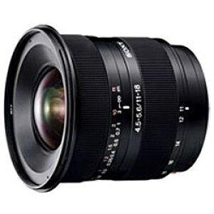 【送料無料】SONY(VAIO) SAL1118 αマウント交換レンズ【在庫目安:お取り寄せ】| カメラ ズームレンズ 交換レンズ レンズ ズーム 交換 マウント