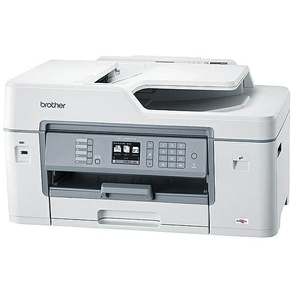【在庫目安:あり】【送料無料】ブラザー MFC-J6583CDW A3インクジェット複合機/ FAX/ ADF/ 有線・無線LAN/ 給紙トレイ1段/ 両面印刷