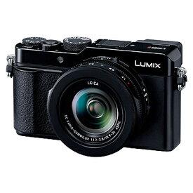 【送料無料】Panasonic DC-LX100M2 デジタルカメラ LUMIX LX100 II (ブラック)【在庫目安:お取り寄せ】