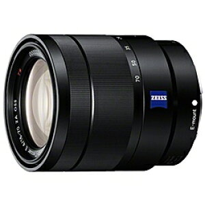 【送料無料】SONY(VAIO) SEL1670Z Eマウント交換レンズ Vario-Tessar T* E 16-70mm F4 ZA OSS【在庫目安:お取り寄せ】| カメラ ズームレンズ 交換レンズ レンズ ズーム 交換 マウント