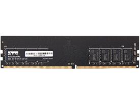 ESSENCORE KLevv KD44GU481-26N190A デスクトップ用メモリ PC4-21300 DDR4-2666 4GB 288pin 1.2V U-DIMM【在庫目安:お取り寄せ】