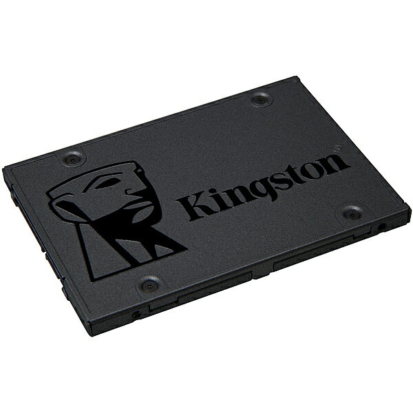 【送料無料】キングストン SA400S37/480G A400 SSD Series 480GB 7mm厚 (7mm → 9.5mm変換アダプタ無し) TLC【在庫目安:お取り寄せ】