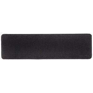 【送料無料】アーキス AS-PRWR-BKM Premium Wrist Rest Medium Mサイズ テンキーレスキーボード用【在庫目安:お取り寄せ】