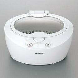 【送料無料】TWINBIRD EC-4518W 超音波洗浄器 (ホワイト)【在庫目安:お取り寄せ】