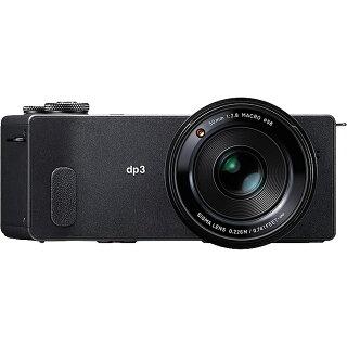【送料無料】SIGMAdp3Quattroコンパクトデジタルカメラdp3Quattro【在庫目安:お取り寄せ】