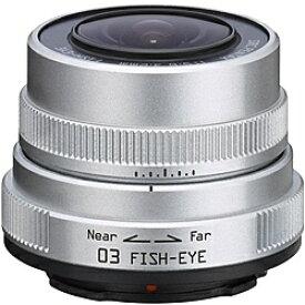 【送料無料】リコーイメージング 03FISH-EYE 魚眼レンズ 03 FISH-EYE【在庫目安:お取り寄せ】| カメラ 交換レンズ レンズ 交換 マウント