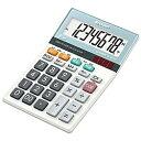 【エントリーでポイント5倍!7/21(日) 20時〜7/26(金)1時59分】【送料無料】SHARP EL-M720X グラストップデザイン電卓…