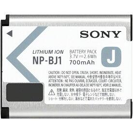 【送料無料】SONY NP-BJ1 リチャージャブルバッテリー【在庫目安:お取り寄せ】