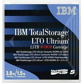【送料無料】IBM 46X1292 LTO5テープカートリッジ 1.5TB/ 3.0TB WORM【在庫目安:お取り寄せ】