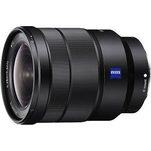 【送料無料】SONY(VAIO) SEL1635Z Eマウント交換レンズ Vario-Tessar T* FE 16-35mm F4 ZA OSS【在庫目安:お取り寄せ】| カメラ ズームレンズ 交換レンズ レンズ ズーム 交換 マウント