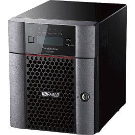 【送料無料】BUFFALO WS5420DN12S9 Windows Server IoT 2019 for Storage Standard Edition搭載 4ベイデスクトップNAS 12TB【在庫目安:僅少】  パソコン周辺機器 WindowsNAS Windows Nas RAID 外付け 外付