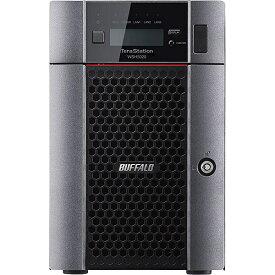 【送料無料】BUFFALO WSH5620DN48S9 ハードウェアRAID Windows Server IoT 2019 for Storage Standard Edition搭載 6ベイデスクトップNAS 48TB【在庫目安:お取り寄せ】  パソコン周辺機器 WindowsNAS Windows Nas RAID 外付け 外付