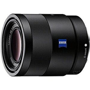 【送料無料】SONY(VAIO) SEL55F18Z Eマウント交換レンズ Sonnar T* FE 55mm F1.8 ZA【在庫目安:お取り寄せ】| カメラ 単焦点レンズ 交換レンズ レンズ 単焦点 交換 マウント ボケ