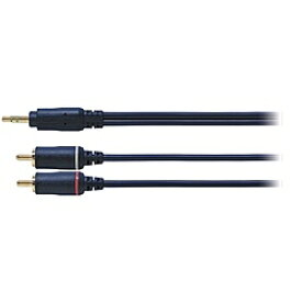 【送料無料】オーディオテクニカ AT361A/1.5 ゴールドリンク オーディオ変換ケーブル 1.5m【在庫目安:お取り寄せ】