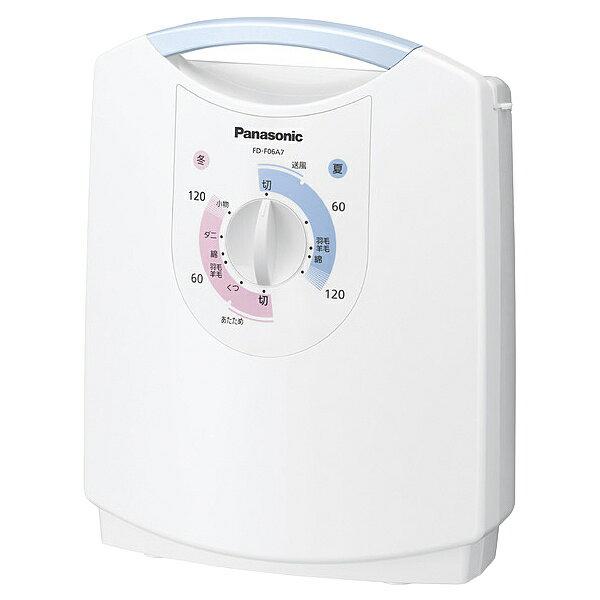 【送料無料】Panasonic FD-F06A7-A ふとん乾燥機 (ブルーシルバー)【在庫目安:お取り寄せ】
