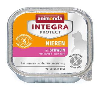 Animonda Kat Integra protect nylen (kidney care) pork 100 g × 16-○