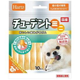 [500円クーポン配布中]ハーツ チューデントミニ チキン味 10本入○