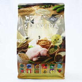 [エントリー最大P10倍]ソルビダ インドア シニア 1.8kg (900g x 2袋)【【SOLVIDA ドッグフード】【送料無料】【あす楽】 ○