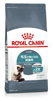 ロイヤルカナンヘアボールケア400g毛玉が気になる成猫用:生後12ヶ月齢以上○