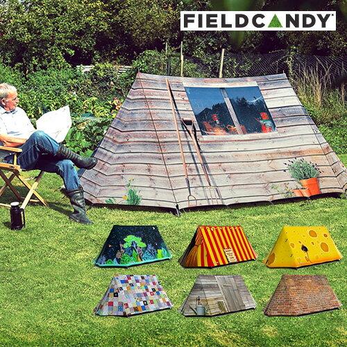 【送料無料】Field Candy フィールド キャンディー [ キャンプ テント ]【smtb-F】テント キャンプ 大型 海 生地 簡単 ファミリー 日よけ アウトドア スポーツ キャンプ用品 アウトドア用品◇おしゃれ レジャー plywood デザイン オシャレ雑貨
