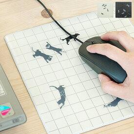 \MAX38倍/マウスパッド おしゃれ かわいい 猫 【あす楽14時まで】 メール便OKチリチリ ジェリーズリベンジ マウスパッドchillichilly JERRY'S REVENGE mousepad マウスパッド おしゃれ かわいい 猫