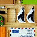 【あす楽14時まで】 可愛い 文房具 おしゃれ 修正テープ ペンギン コレクションテープ [1個入り] かわいい 文房具 動物 アニマル◇デザイン plywoo...