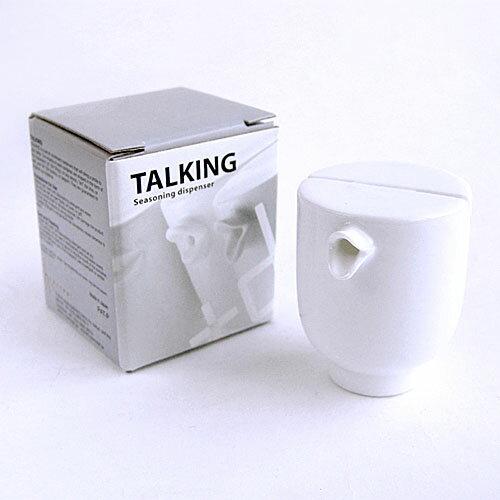 【あす楽14時まで】 【h concept】 Talking [ トーキング 醤油さし]◇デザイン plywood オシャレ雑貨
