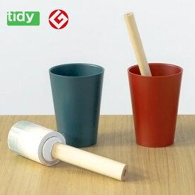 【あす楽14時まで】 tidy Kop Roll Cleaner ティディ コップ ロールクリーナー◇デザイン plywood オシャレ雑貨
