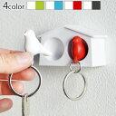 キーリング 笛 【あす楽14時まで】 Qualy Mini DUO Sparrow Key Ring クオリー ミニ デュオ スパローキーリング ペア…