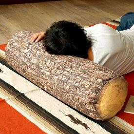 送料無料(沖縄離島除く)!【あす楽14時まで】ドイツ製 Mero Wings Forest Collection Large Log メロウィングス フォレストコレクション《 ラージログ / 直径23×長さ80cm 》 【クッション 北欧 綿 ラウンド ◇ 円形 インテリア 丸太】 F