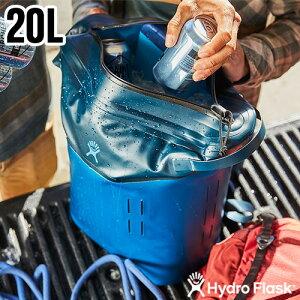 保冷バッグ 大容量 リュック バッグ クーラーバッグハイドロフラスク デイエスケープ パックHydro Flask Day Escape Pack 20L【あす楽14時まで】 送料無料 完全防水 タフ 保冷 アウトドア◇キャンプ