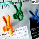 【メール便OK】【あす楽14時まで】 WF SPRING CLAMP MAGNET XSスプリングクランプマグネット XSサイズ【 フック ピンチ ハサミ マグ...