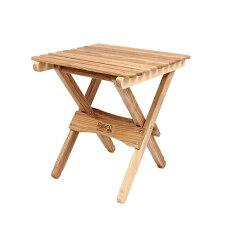 送料無料折りたたみテーブルアウトドアバイヤーオブメインパンジーンAフォールディングテーブルByerofMaineキャンプおしゃれブランド木製BBQ運動会ピクニック屋外