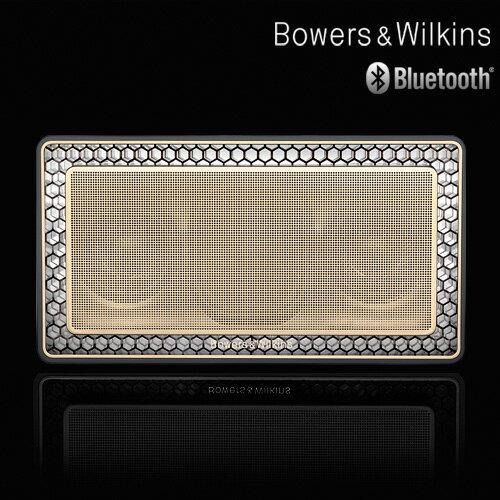 送料無料 B&W ワイヤレススピーカー【あす楽14時まで】 Bowers & Wilkins T7 ゴールドバウワース&ウィルキンス 高音質 スピーカー Hi-Fi Bluetooth 充電 携帯電話 ipod スマフォ スマホ iphone◇【smtb-F】ワイヤレス スマートフォン 新生活