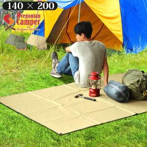 グランドシート キャンプ 防水【あす楽14時まで】Oregonian Camper Ground Sheetオレゴニアン・キャンパー グランドシート Lサイズ [200×140cm]70CA-501Lライニングシート フライシート◇レジャーシート 3